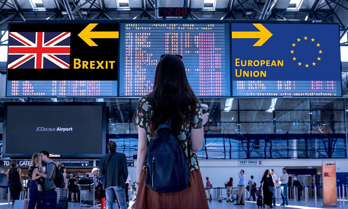 What does Brexit mean for the EU programme Erasmus+ ?